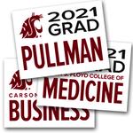 Class of 2021 Graduate Decal