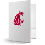 Pocket Folder - White