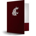 Pocket Folder - Crimson