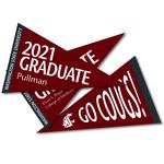 Paper Pennant - Custom 2021 Graduate