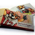 Book - Butch T. Cougar, Mascot or Superhero?